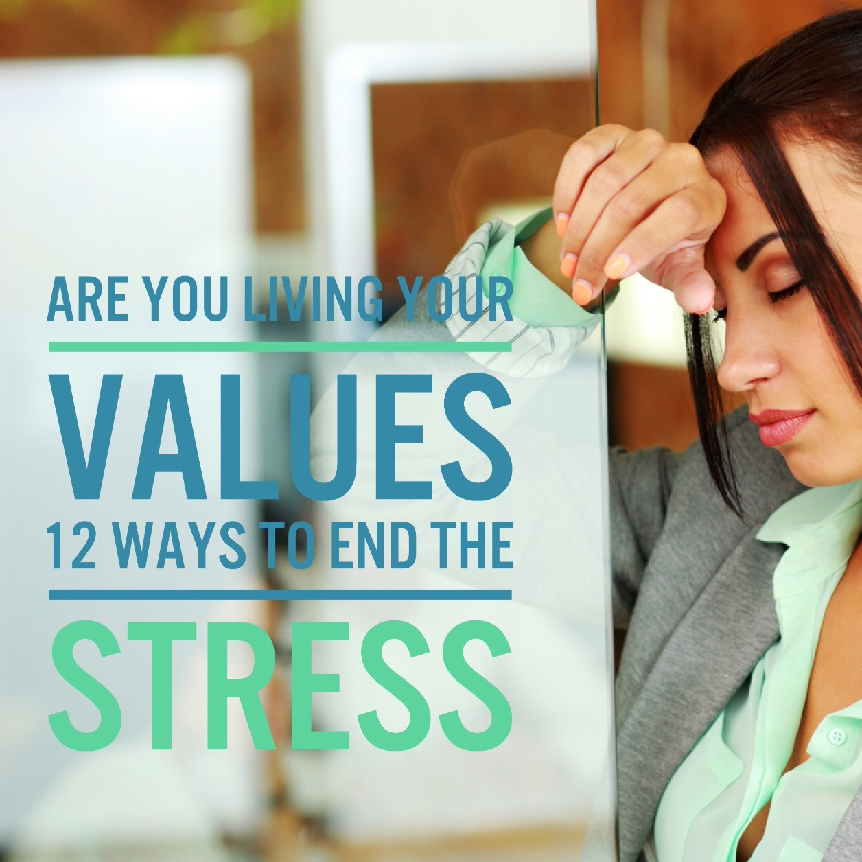 12 Simple Ways For Christian Women To End Stress